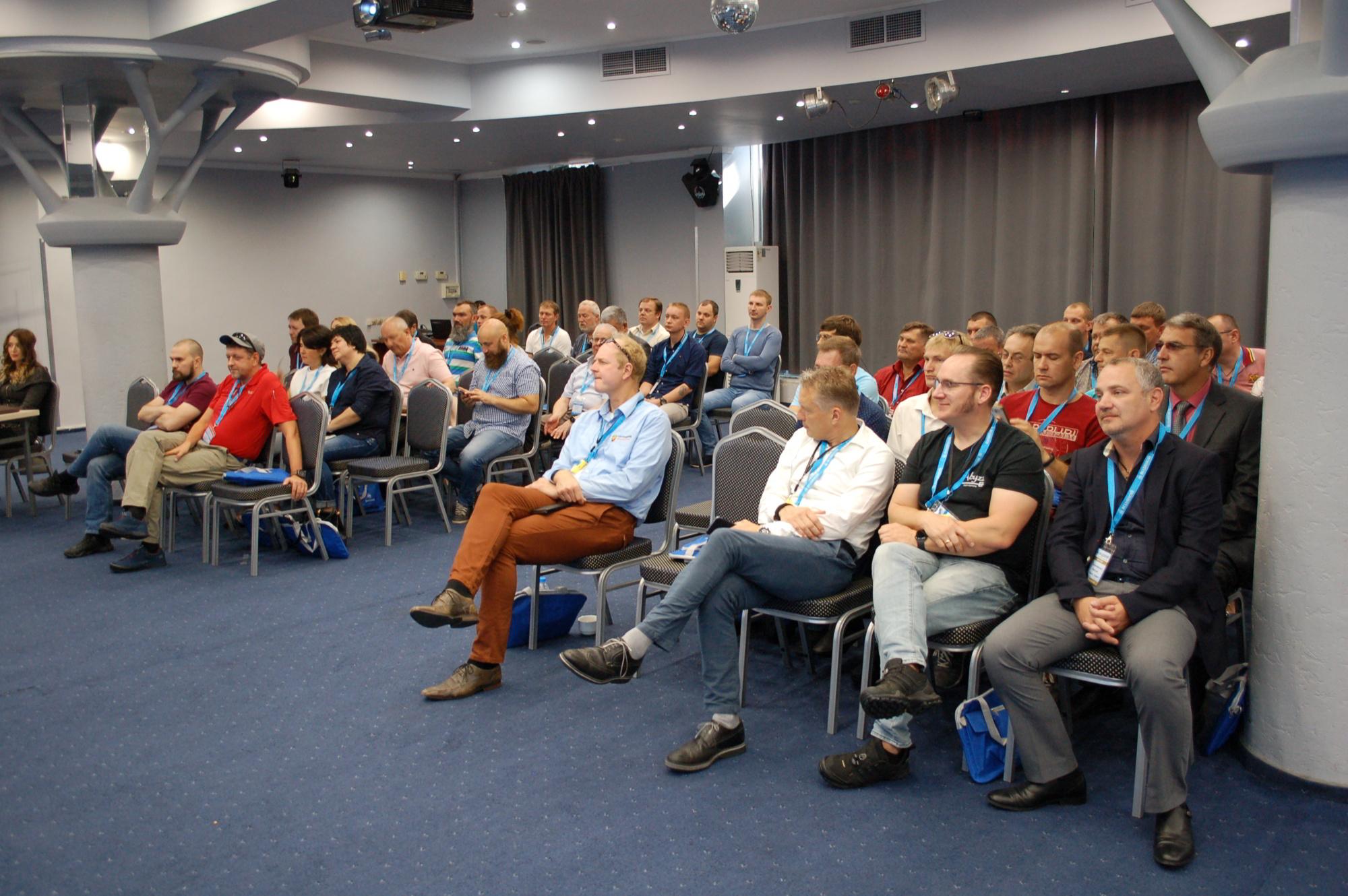 О Первой международной конференции по системам жизнеобеспечения аквариумов и бассейнов для содержания животных «ВОДЯНОЙ-2019»