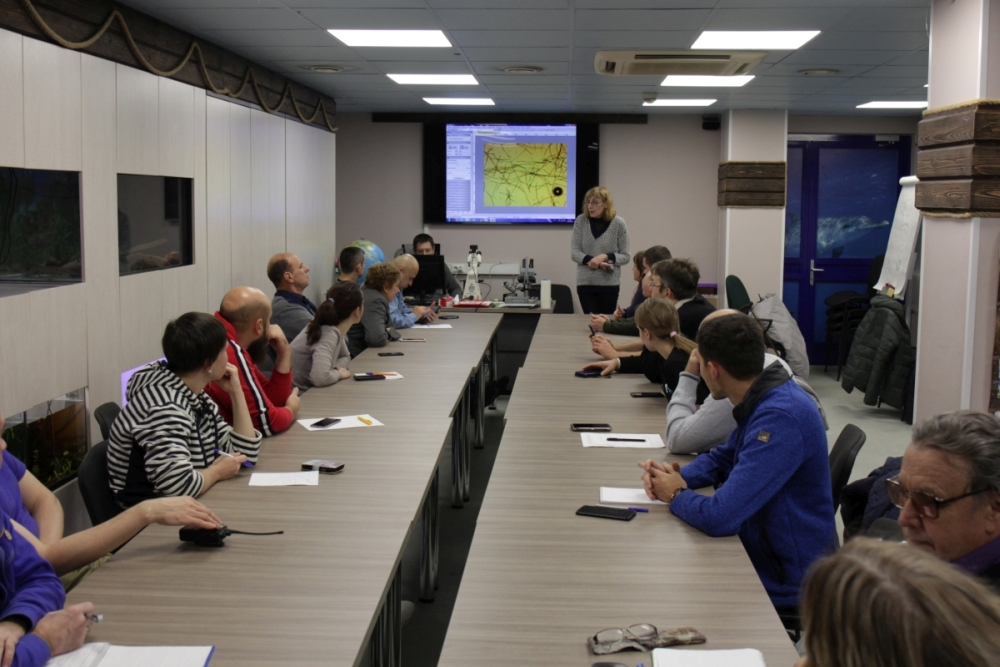 Семинар с международным участием: «Содержание и разведение  жестких кораллов в искусственных условиях»